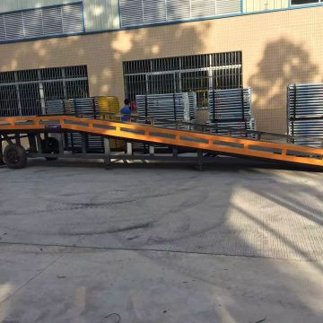 Ramp Mobile 10ton Stationary Heavy Duty Trailer Ramps