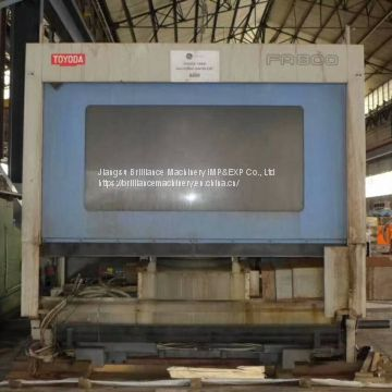Toyoda FA800 machining center, Horizontal
