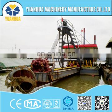 16 Inch Cutter Suction Dredger, low price sand mining dredger for sale