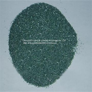 Manufacturers direct sales of green silicon carbide 220# sandblasting abrasive tools