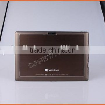 OEM new 10 inch win8 Android 4.4 Quad Core Dual System tablet pc Intel 3735F 64bit processor IPS 1280*800 128GB CPU 1.8G Mhz