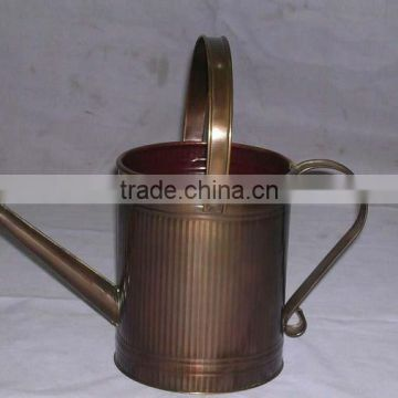 Antique Watering Can,Metal Watering Can,Designer Watering Can