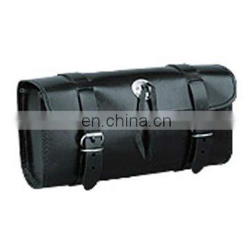 HMB-3028B TOOLS FORK BAG LEATHER BLACK MOTORCYCLE BAGS