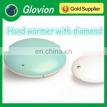 Glovion handy hand warmer electric hand warmer USB rechargeable hand warmer