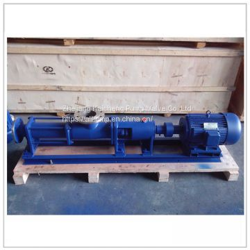 Screw Grouting Pump