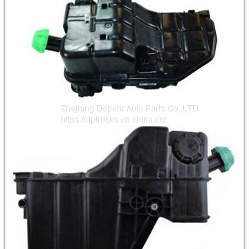 Zhejiang Depehr Heavy Duty European Tractor Cooling Expansion Tank Benz Truck Coolant Water Tank 0005003049