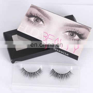 A19 custom made eyelashes mink 3d hair eyelash