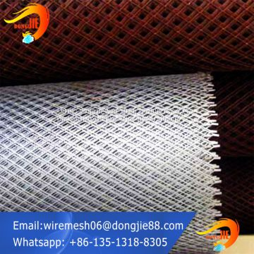 China suppliers hot sale stainless steel expanded wire mesh  long life