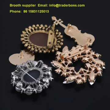 Best brooch supplier, flower series, insect series Joyce M.G Group Company Limited