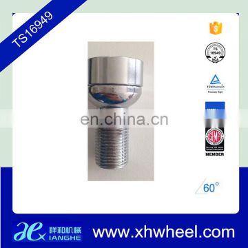 High safety M14 M12 wheel lock bolts for car
