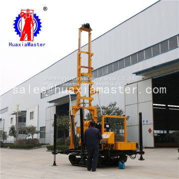 Rotary Working 6.5 M Hydraulic Tower And Stand Diamond Core Machine For Water Well