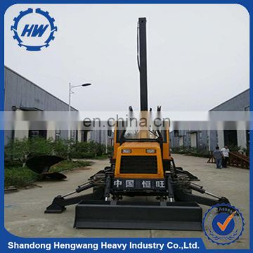 High quality Building foundation pile driving Rig