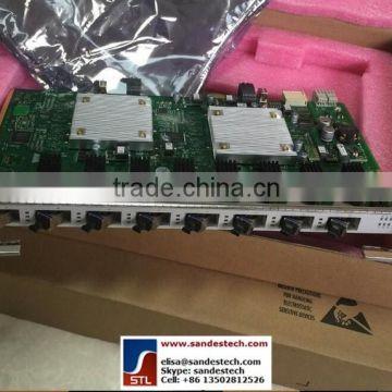 Huawei XGHD H901XGHD 03022SQX 8-port advanced 10G GPON OLT