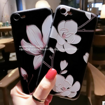pretty case cover  tpu Silicone mobile Phone Cases for iPhone7/7Plus/6/6s/6plus/6splus cell phone Back Cover housing