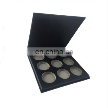 Low minimum quantity 9 colors eyeshadow easy to color light eyeshadow popular and beautiful eyeshadow your own brand makeup