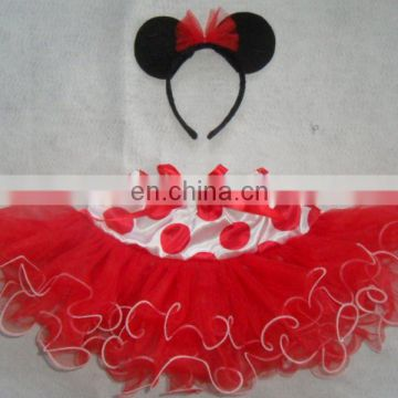 XGT11302 Minnie Mouse Tutu Costume