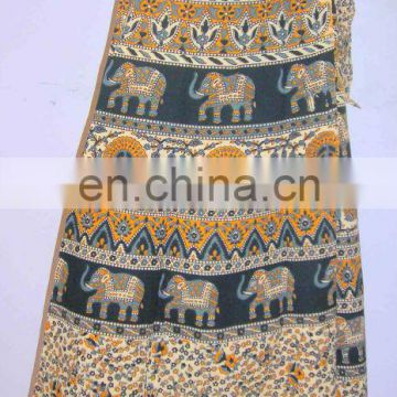 cotton wrap skirt cotton wrap around skirt beautiful printed skirt wholesale