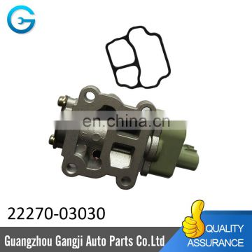 For Toyot Camry Solara Car New High Quality Auto Fast Idle Air Speed Control Valve 22270-03030