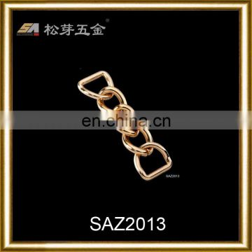 manufacturer selling custom made low price long handbag chain straps