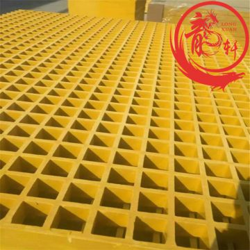 Composite Grating Heavy Duty Plastic Grate 50mm/65mm
