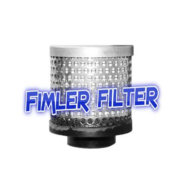 Vacuum Pump Filter Replacement for Exhaust Oil Mist Filter Systems Part No P102027 and P102026
