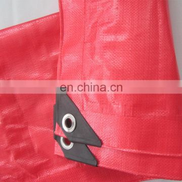 Heavy Duty PE Woven Tarpaulin From China
