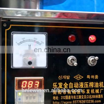 2018 Factory directly sale soybean oil press machines
