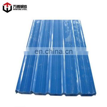Excellent quality PPGI Roofing sheets color coated corrugated galvanized roofing sheets from manufacturer with low price