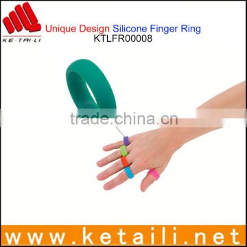 For Alibaba Express OEM Silicone Finger Ring Made in China cock ring