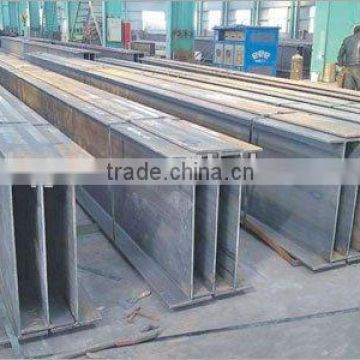 H-beam of H ,Z,C section steel/Irregular steel from China