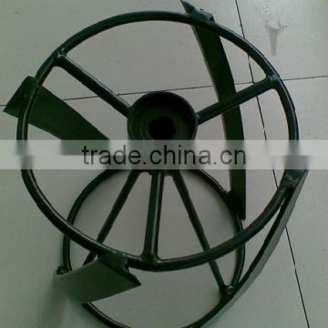 Factory price best selling Grass -cutting knife blade/farm machinery part rotavator blade