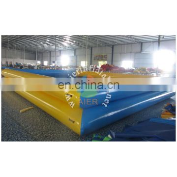 large inflatable swimming pool for soap/inflatable pool rental