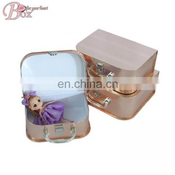 Mini Children Cardboard Suitcase