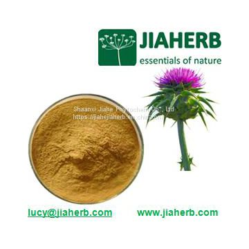 JIAHERB Milk Thistle Extract Silybum lucy@jiaherb.com