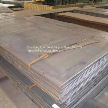 China good quality high strength steel plate Q690 grade