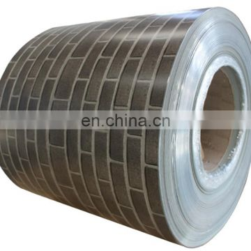 Color coated steel coil PPGL/ prepainted galvanized steel coils
