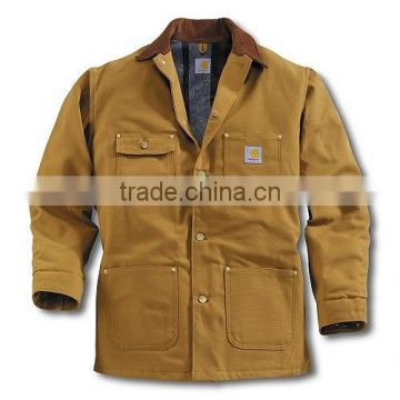 cheap mens designer winter coats cotton workwear jacket