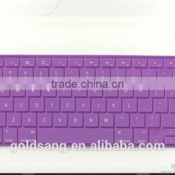 High Quality Soft Colorful Silicone laptop keyboard cover