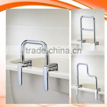 Bath safety ONE LEVEL CHROME BATHTUB GRAB RAIL/BAR MIT