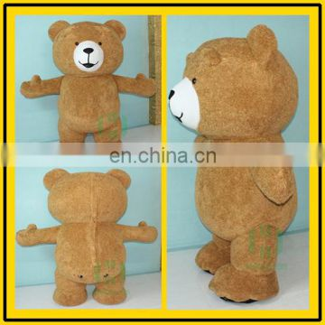 9a3ac264b8a Custom inflatable mascot costume bear costume adult brown bear mascot  costumes for sale of Inflatable Costume from China Suppliers - 157729732