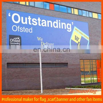 marketing company pvc laminated banner
