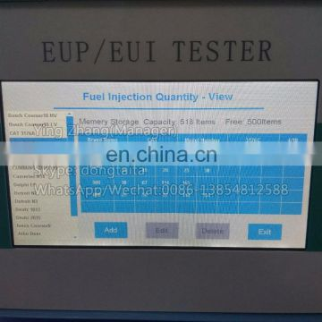 EUI EUP TESTER WITH CAM BOX