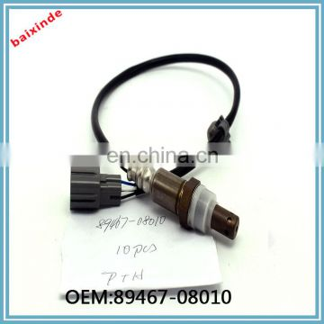 89467-08010Auto parts 04 05 Lexus Sienna RX330 Air Fuel Ratio Oxygen Sensor 89467-08010 8946708010 NEW