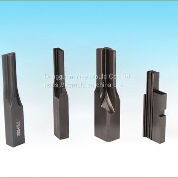 Core pin manufacturer yize customized high precision manufacturing punch mold spare parts