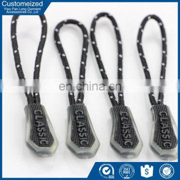 China facroty Custom Cheap custom design zip puller
