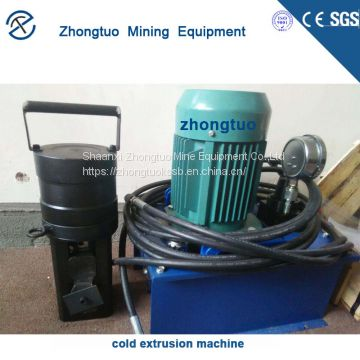 Rebar Cold Extrusion Machine With Press Connecting|factory price in promotion