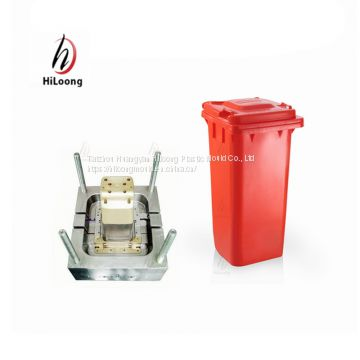 quality garbage can mould plastic injection mould