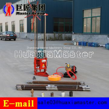QZ-2D three phase electric core drilling rig small portable for sale