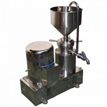 Butter Mixer Grinder 1500-2000kg/h Peanut Factory Machine