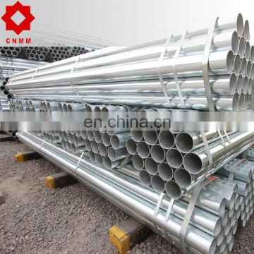 hot rolled pipe galvanized steel hose nipple high 47mm diameter tube